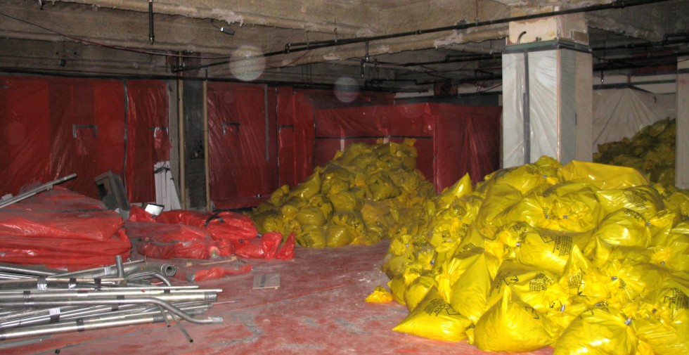 Place Ville Marie Project | Asbestos Removal | Amiante National Asbestos