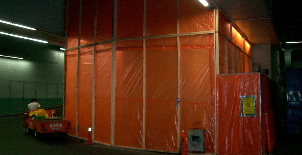 Courthouse | Asbestos Removal | Amiante National Asbestos