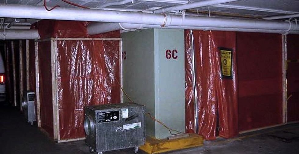 Government building | Asbestos Removal | Amiante National Asbestos